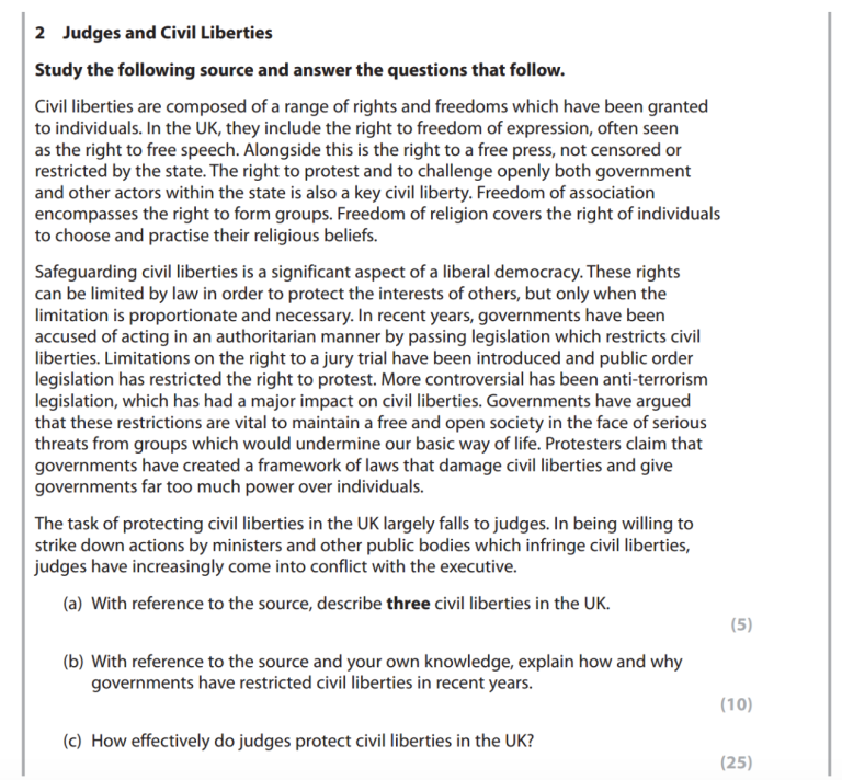 essays on civil rights and civil liberties